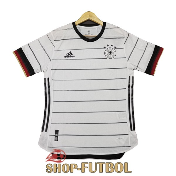 camiseta alemania 2020 primera version player