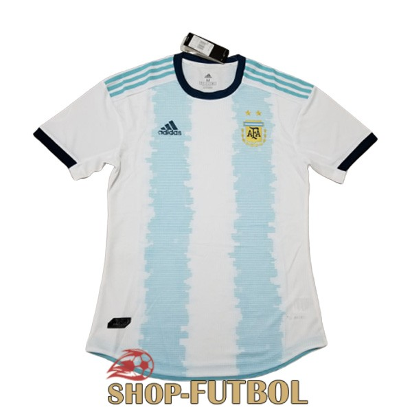 camiseta argentina 2020 primera version player