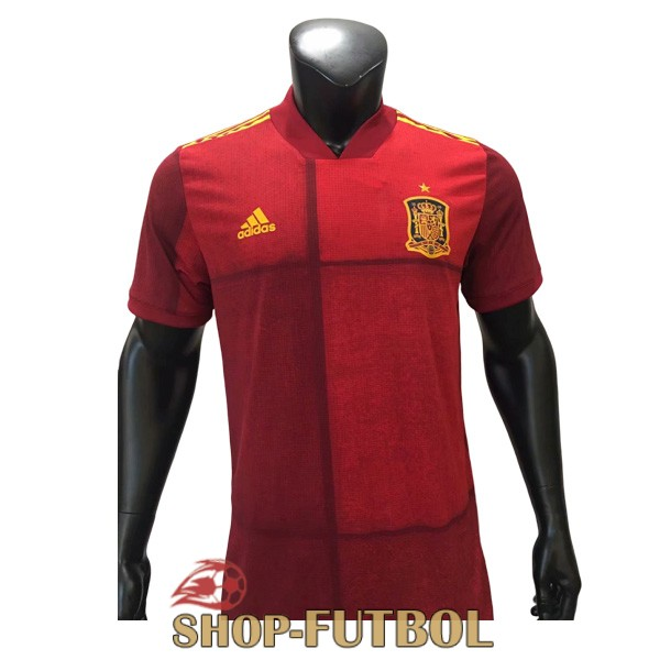 camiseta espanola 2020 primera version player