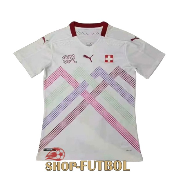 camiseta suiza 2020 segunda version player