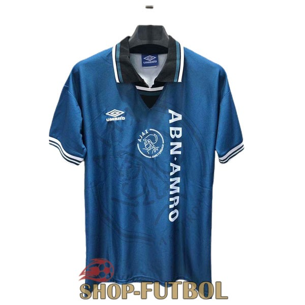 camiseta ajax retro 1995-1996 segunda