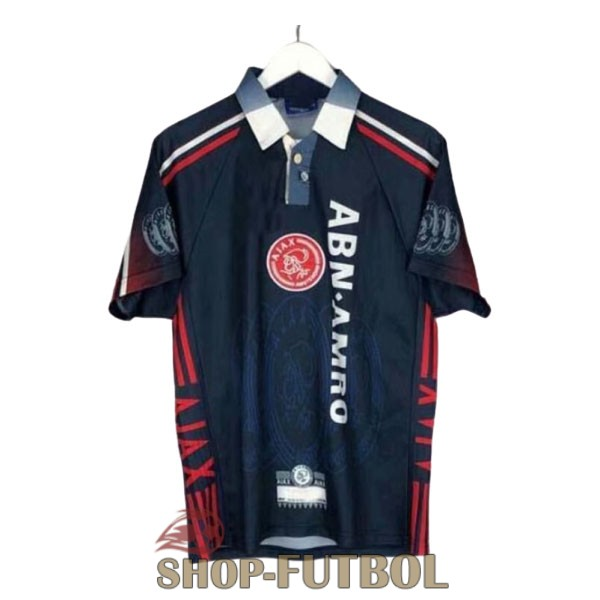 camiseta ajax retro 1997-1998 segunda