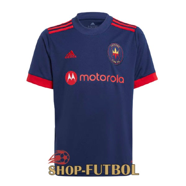 camiseta chicago fire 2021-2022 primera