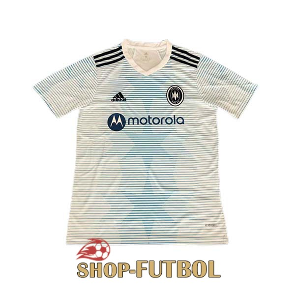 camiseta chicago fire 2021-2022 segunda