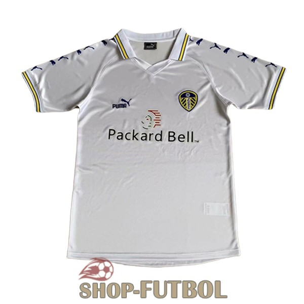camiseta leeds united retro 1998-2000 primera