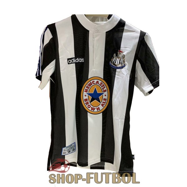 camiseta newcastle united retro 1995-1997 primera