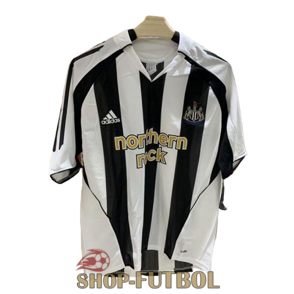 camiseta newcastle united retro 2005-2007 primera