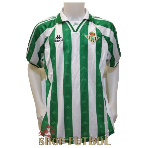 camiseta real betis retro 1995-1997 primera