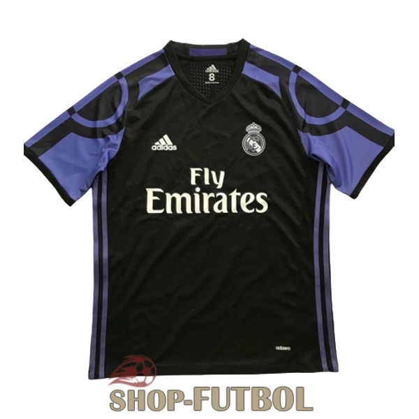 camiseta real madrid retro 2016-2017 tercera