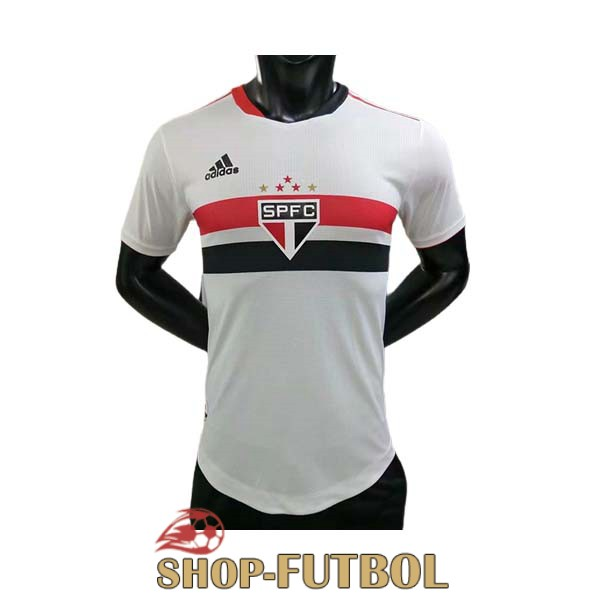 camiseta sao paulo 2021-2022 primera version player
